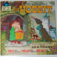 The hobbit 1977 book record cover