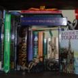 Tolkien time bookshelf