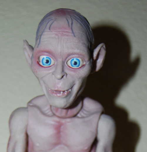 Gollum talking figure 2