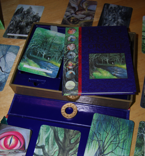 Lord of the rings oracle 4