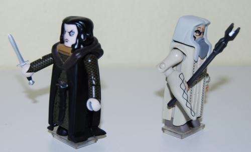Saruman & grima figures 1