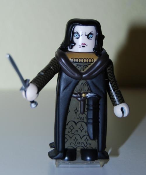 Saruman & grima figures 3