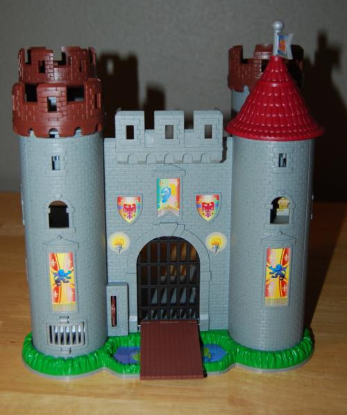 Knight castle 4