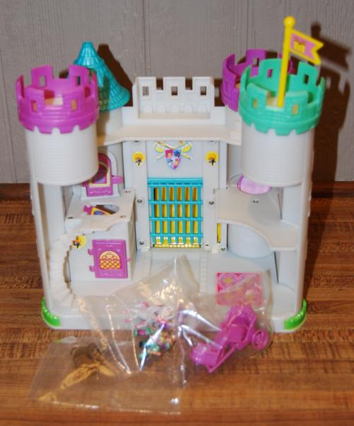 Fairy castle x