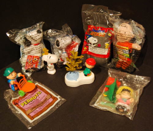 Peanuts prizes