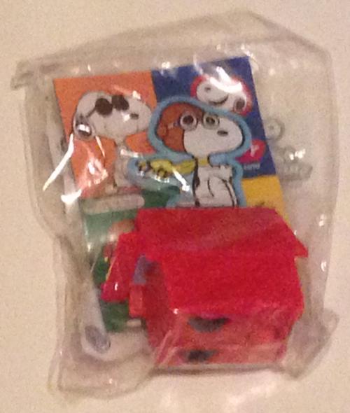 Snoopy bk toy x