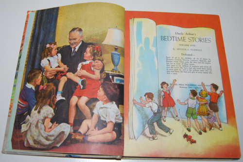 Uncle arthur's bedtime stories volume 1 1