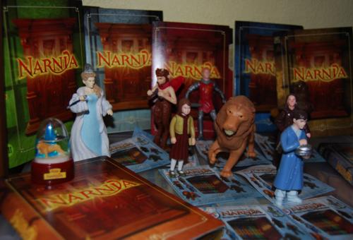 Narnia prizes