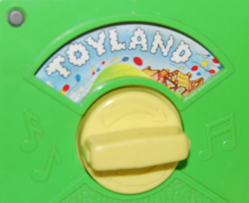 Fisher price pocket radio toyland 3