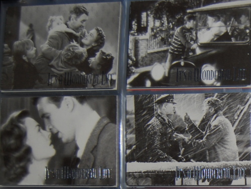It's a wonderful life collector cards