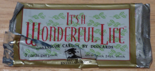 Its a wonderful life cards