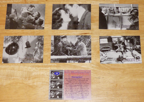 It's a wonderful life collector cards (2)