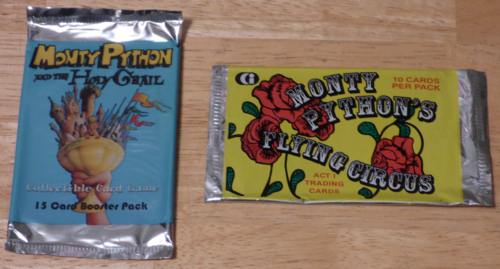 Monty python cards