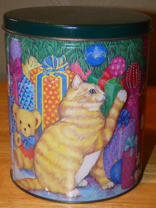 Kitty tin 2