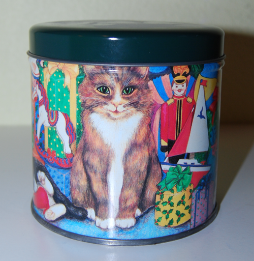 Kitty tin