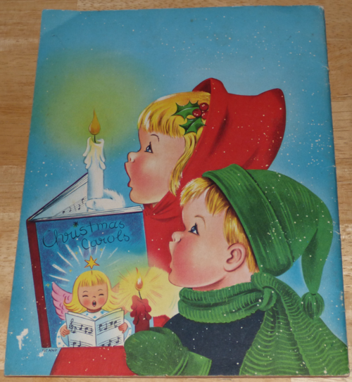 Dell christmas carols book