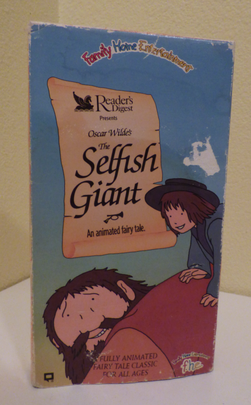 The selfish giant vhs