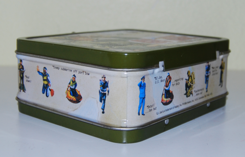 Gi joe tin lunchbox 2