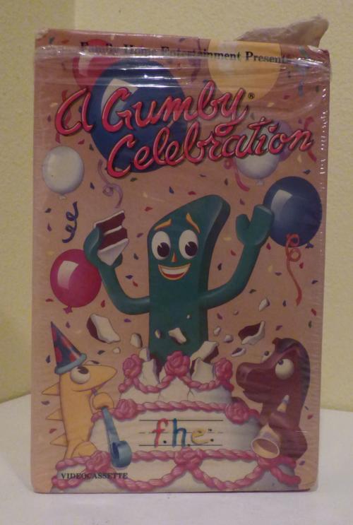 A gumby celebration vhs