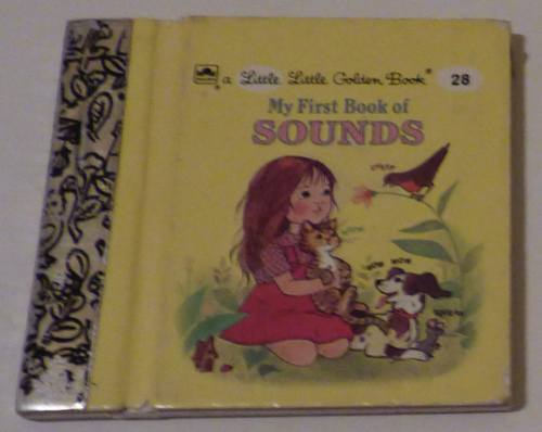 Little little golden book sounds