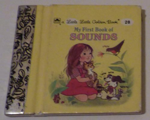 Little little golden book sounds