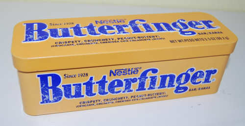 Butterfinger tin