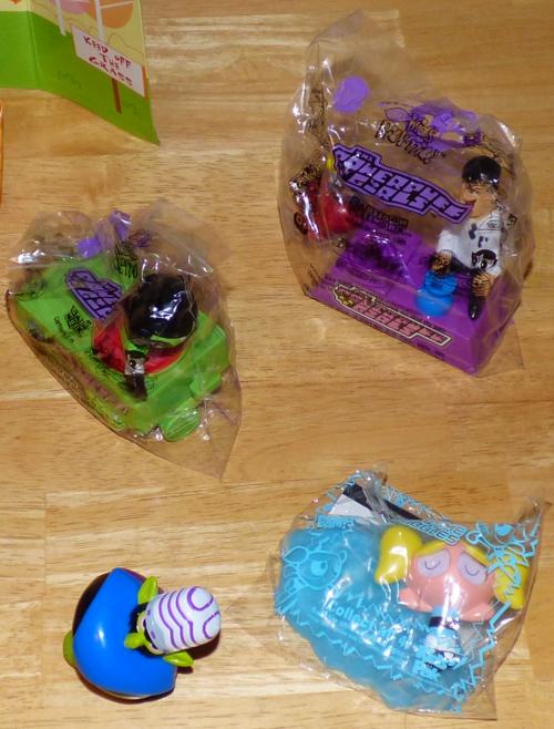 Powerpuff girls toys 1