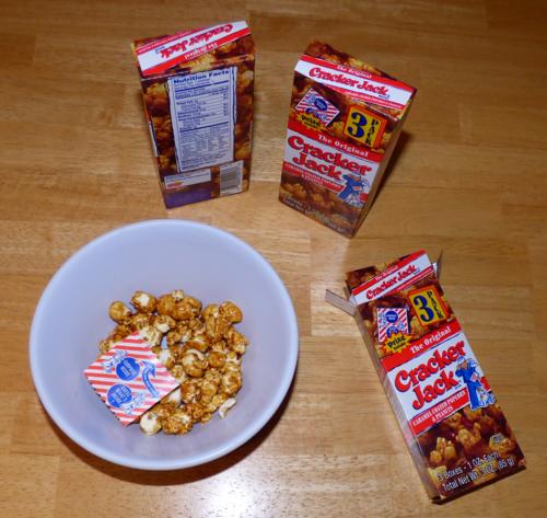 Cracker jacks x