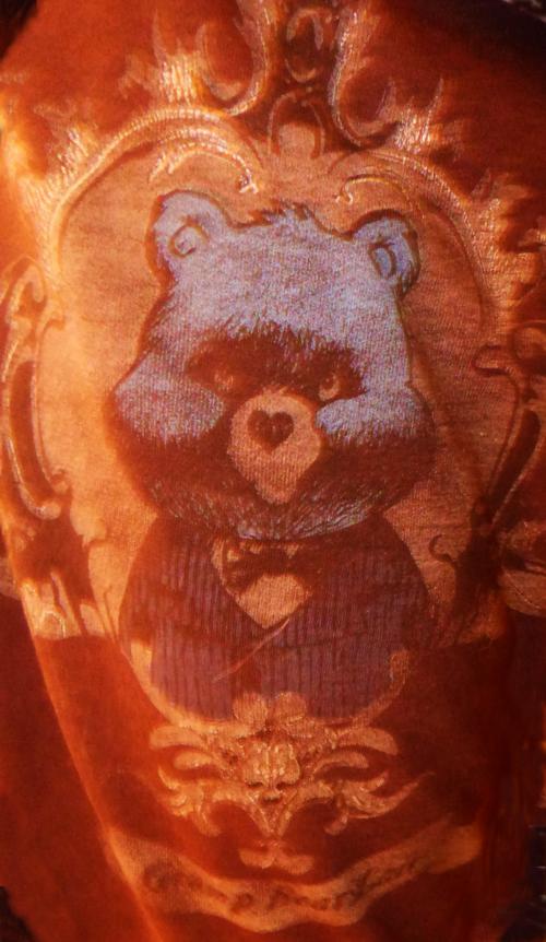 Grump bear lair pjs