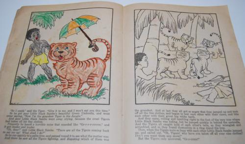 Gingerbread boy paint book 8