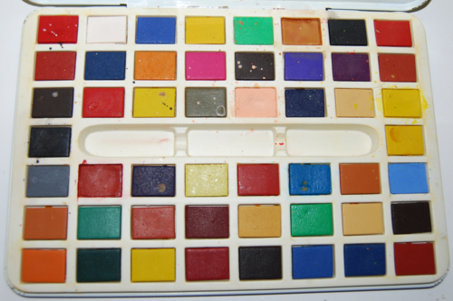 Gumby tin paint set page jesco 3