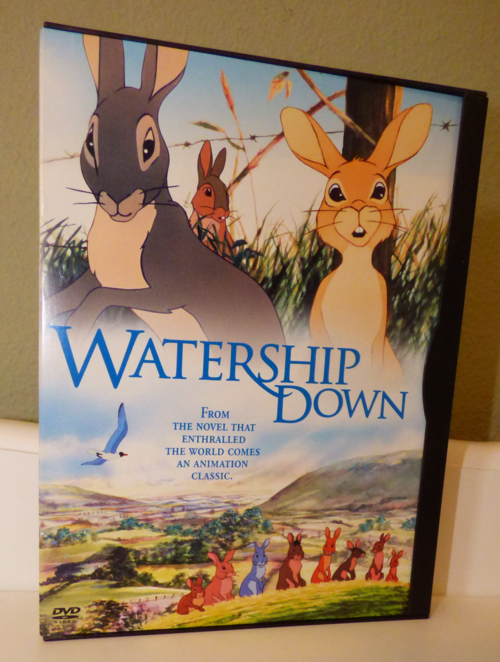 Watership down dvd