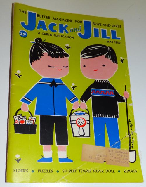 Jack & jill may 1959