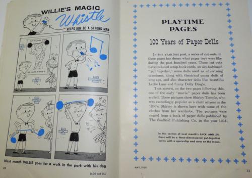 Jack & jill may 1959 8