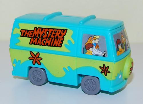 Mystery machine toy x