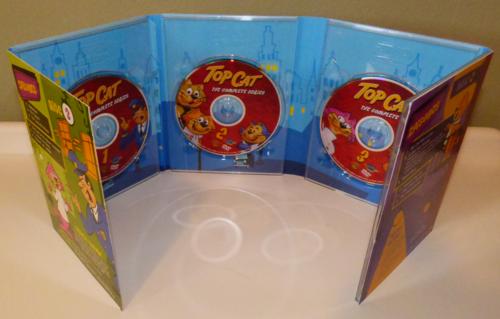 Top cat dvd 2
