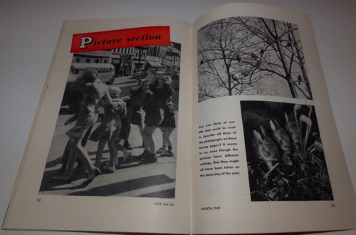 Jack & jill march 1949 9