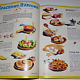 spaceship rations