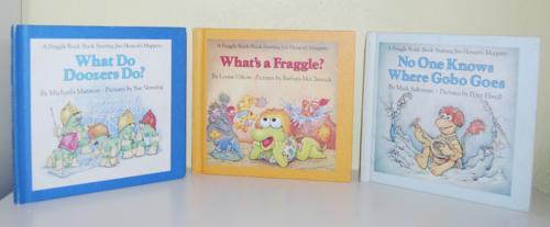 Fraggle rock books