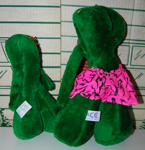Ace novelty co gumby plush toys 2