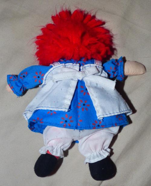 Russ raggedy ann doll