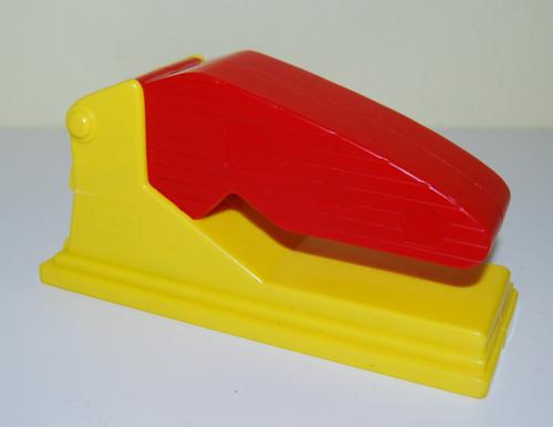 Playdoh shape maker