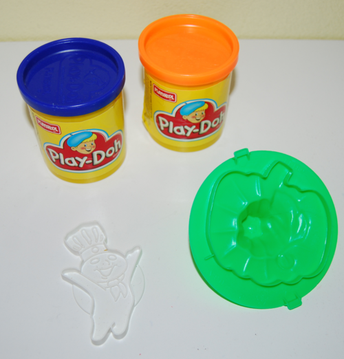 Playdoh cookie cutter