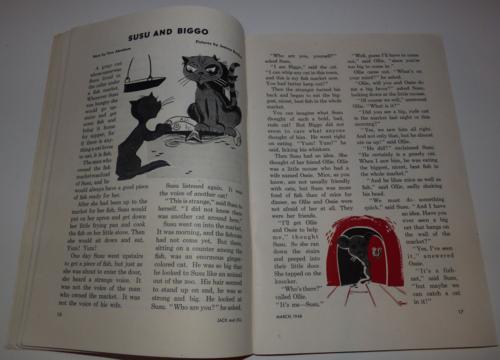 Jack & jill march 1948 3