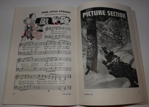 Jack & jill march 1948 7