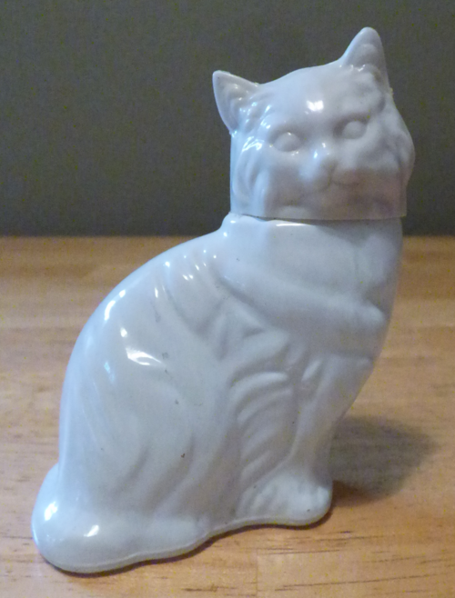 Avon kitty white