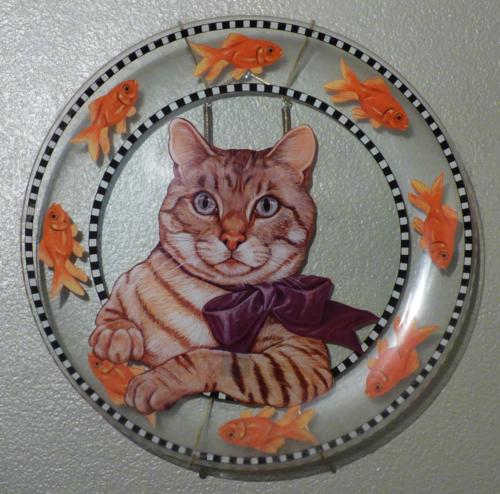 Tabby platter