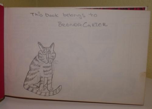 Kliban cat book bren