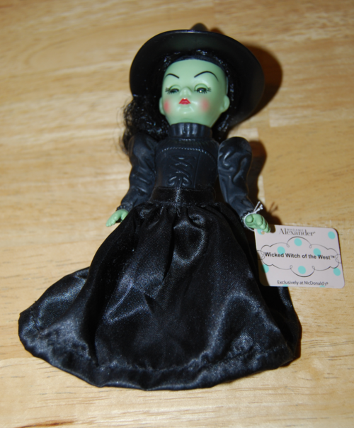 Madame alexander wicked witch 4