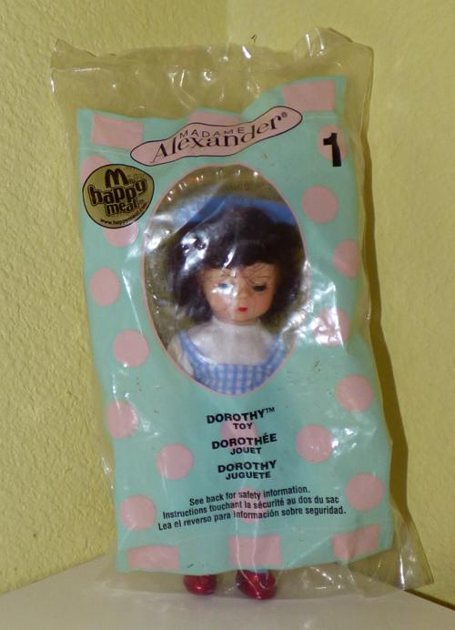 Madame alexander oz toy dolls xx
